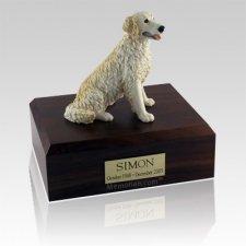 Golden Retreiver Blonde X Large Dog Urn