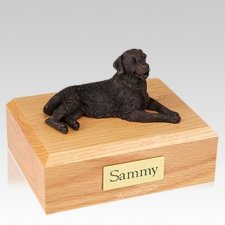 Golden Retriever Bronze Dog Urns