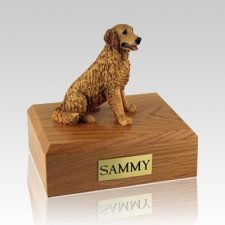 Golden Retriever Golden Large Dog Urn