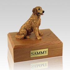 Golden Retriever Golden Dog Urns
