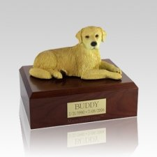 Golden Retriever Large Dog Urn