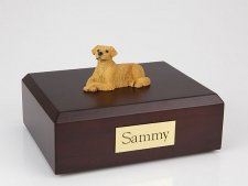 Golden Retriever Resting Dog Urns