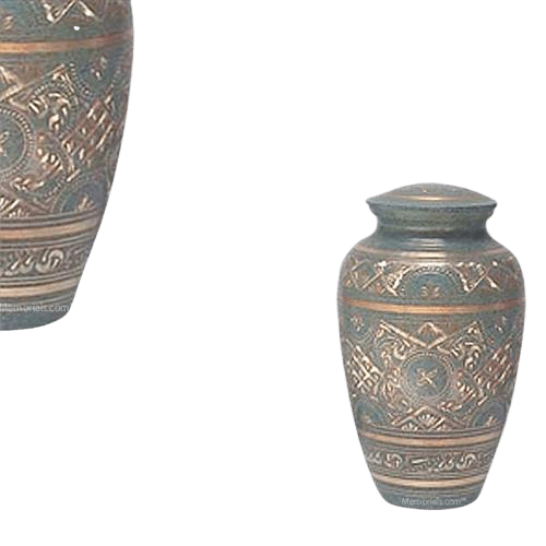 Golden Waters Keepsake Cremation Urn