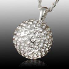 Golf Ball Cremation Pendant III