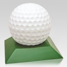 Golf King Cremation Urn