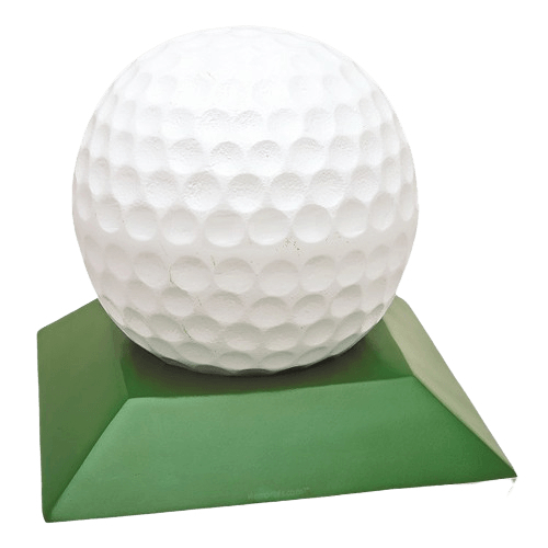 Golf King Cremation Urn