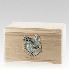 Golf Tour Maple Cremation Urn