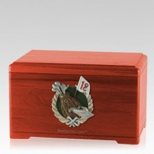 Golfer Cherry Cremation Urn