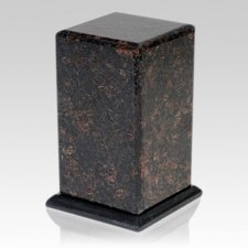 Grande Tan Brown Granite Cremation Urns