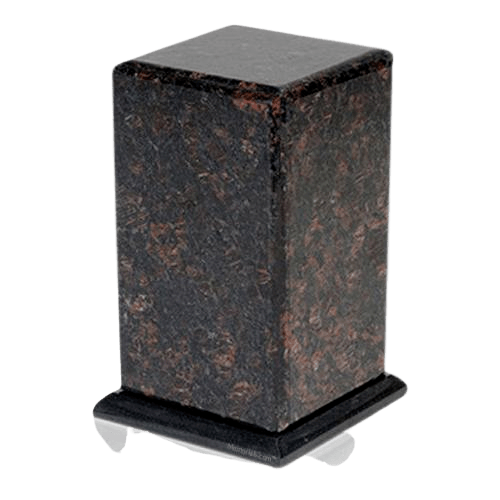 Grande Tan Brown Granite Cremation Urns
