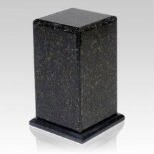 Grande Verde Granite Cremation Urn