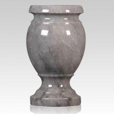 Gray Large Marble Vase