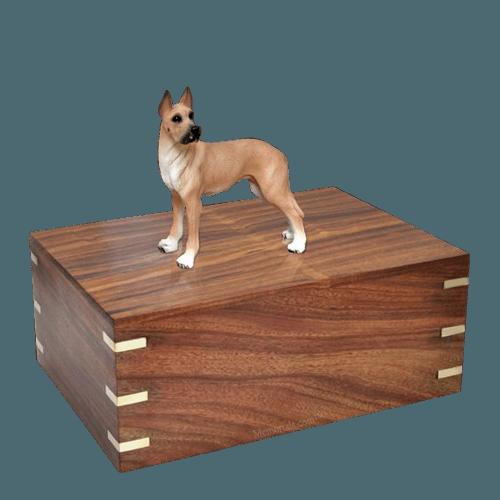 Great Dane Large Doggy Urn