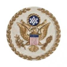 Great Seal Medallion Appliques