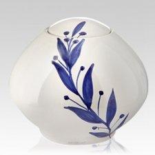 Greco Ceramic Cremation Urn