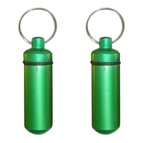 Green Cremation Keychains