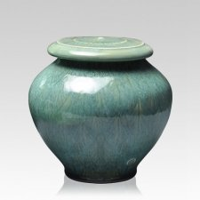Green Earth Medium Cremation Urn
