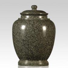 Green Granite Child Cremation Urn