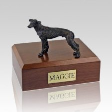 Greyhound Brindle Dog Urns