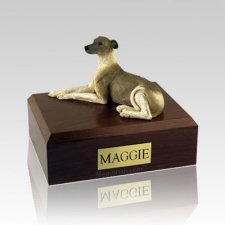 Greyhound Large Dog Urn