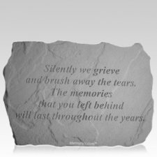 Grieving Remembrance Stone