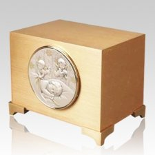 Guardian Angel Paradise Children Urn