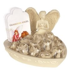 Guardian Angel Worry Stone Keepsake Set