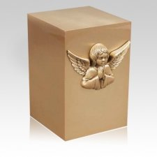 Guardian Dear Bronze Cremation Urn