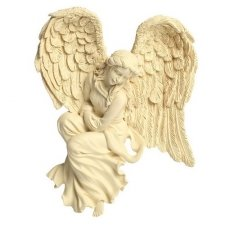 Guardian Frame Accent Keepsake Angel