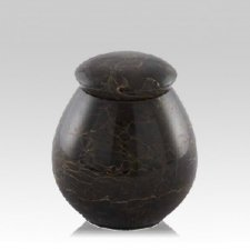 Gypsy Marble Medium Cremation Urn