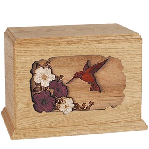 Hummingbird Maple Companion Urn