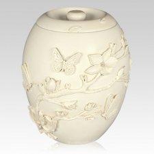 Hanami Cremation Urn
