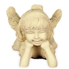 Hanging Out Mini Angel Keepsakes