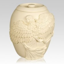 Harmony Angel Cremation Urn