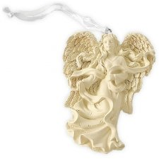 Harmony Angel Keepsake Ornament
