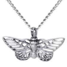 Harmony Butterfly Keepsake Pendant