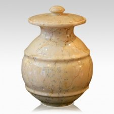 Harmony Marble Pet Cremation Urn