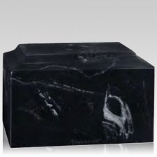 Harmony Prayer Marble Cremation Urn