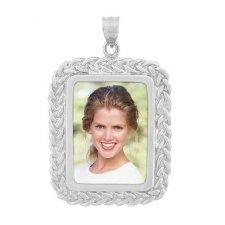 Harmony Silver Photo Jewelry