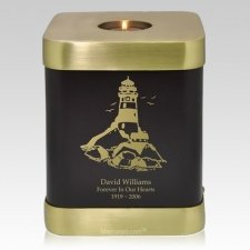 Hazel Candle Cremation Urn
