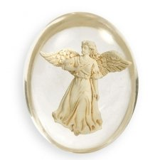 Healing Angel Worry Keepsake Stones