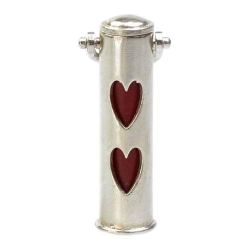 Heart Cremation Keychain Urn