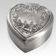 Heart Keepsake Box