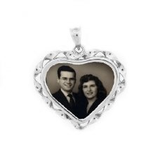 Heart Photo Jewelry