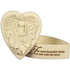 Heartfelt Angel Memory Box