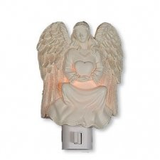 Heartfelt Nightlight Home & Garden Angel