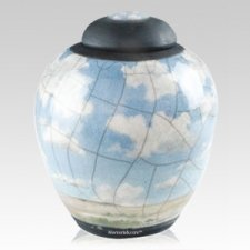 Heaven Ceramic Cremation Urn