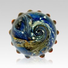 Heaven on Earth Ash Glass Weight
