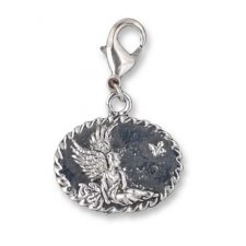 Heavenly Angel Keepsake Charm