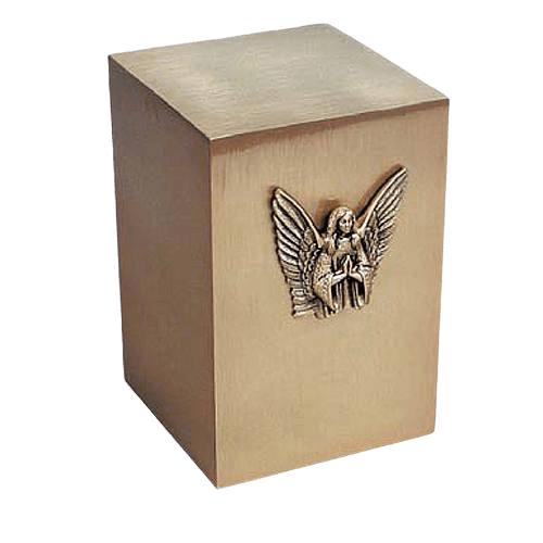 Heavenly Bronze Cremation Urn